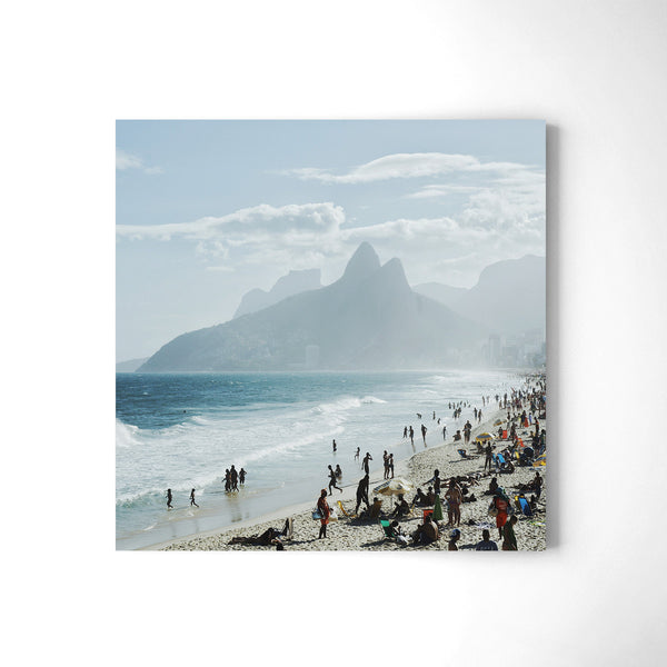 Ipanema Everyday Life - Art Prints by Post Collective - 2