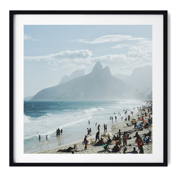 Ipanema Everyday Life - Art Prints by Post Collective - 1