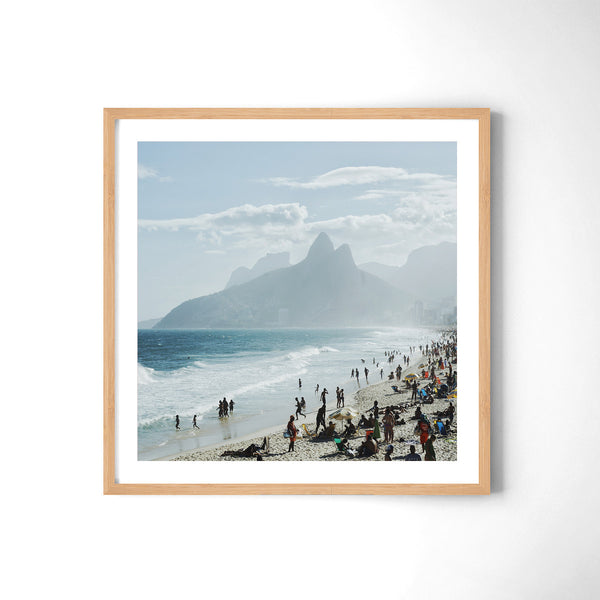 Ipanema Everyday Life - Art Prints by Post Collective - 3