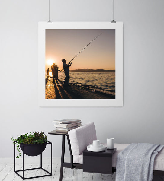 Istanbul Sunrise - Art Prints by Post Collective - 3