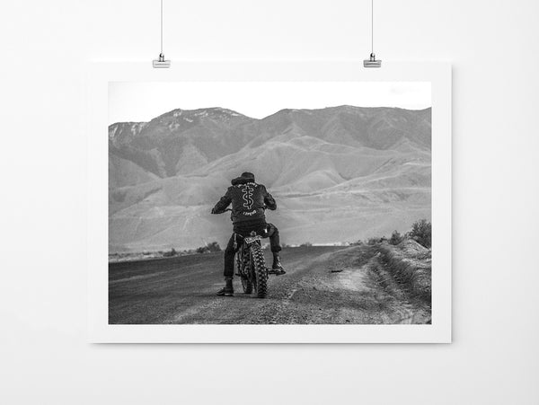 Just Passing Through - Art Prints by Post Collective - 2