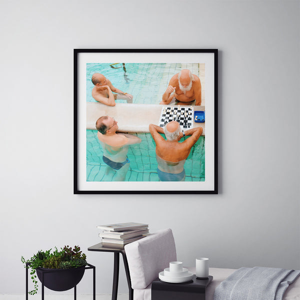 Kings In Water - Art Prints by Post Collective - 5