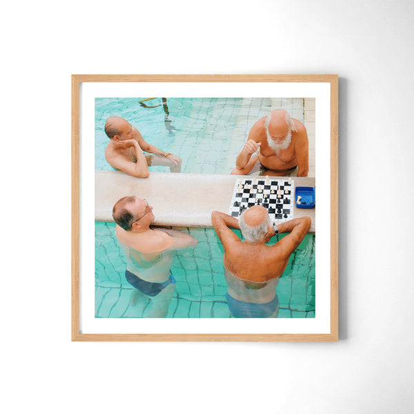 Kings In Water - Art Prints by Post Collective - 3