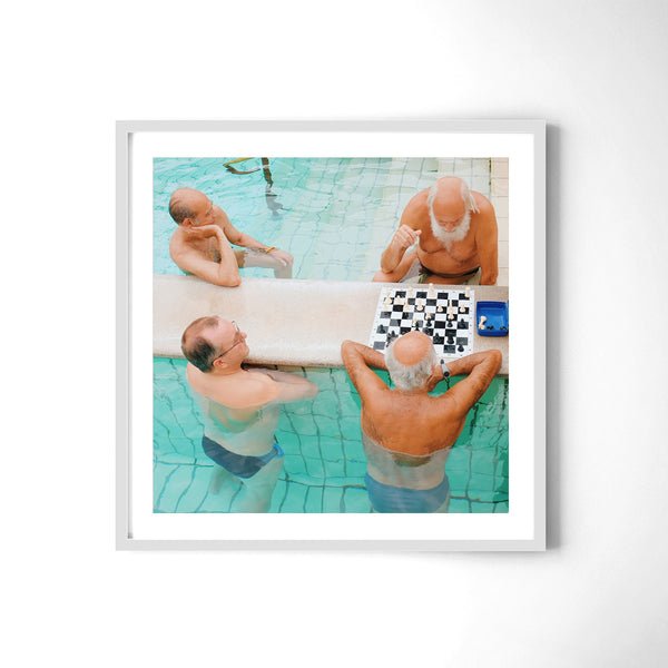 Kings In Water - Art Prints by Post Collective - 4