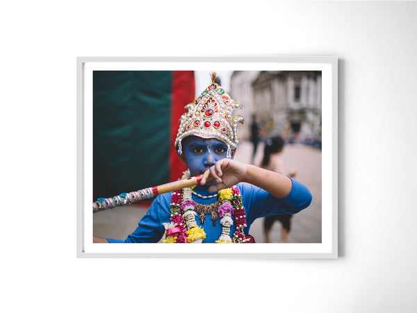 Krishna - Art Prints by Post Collective - 4