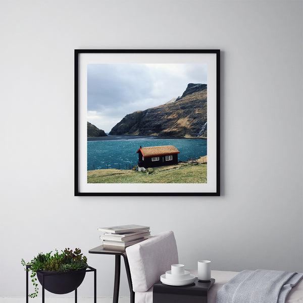 Lake House - Art Prints by Post Collective - 5