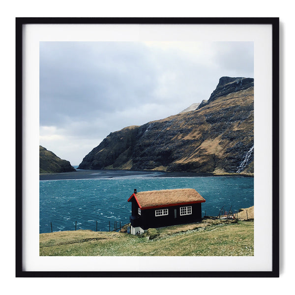Lake House - Art Prints by Post Collective - 1