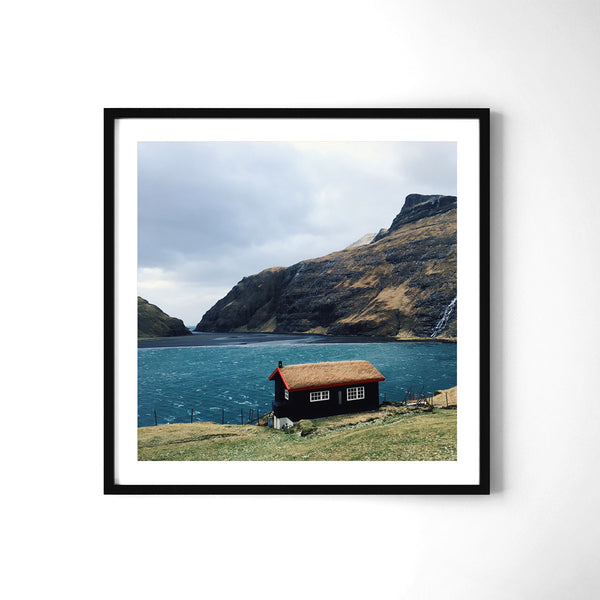 Lake House - Art Prints by Post Collective - 2