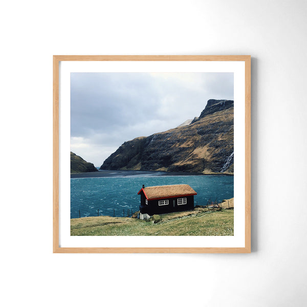 Lake House - Art Prints by Post Collective - 3