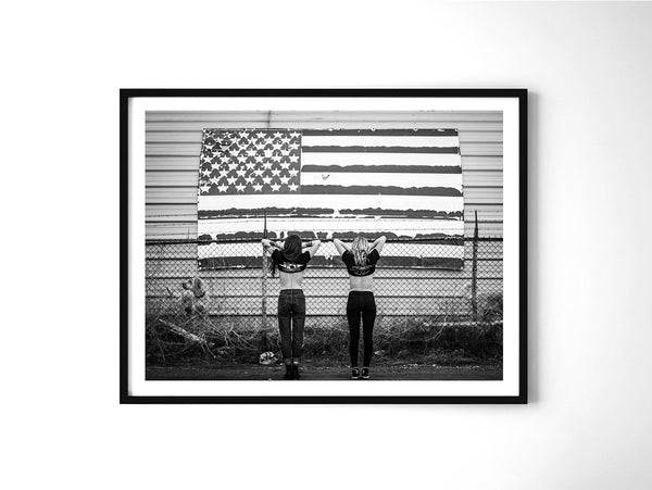 Land Of The Misbehaved - Art Prints by Post Collective - 2