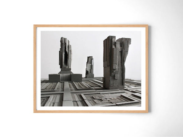 Landscape 27 - Art Prints by Post Collective - 3