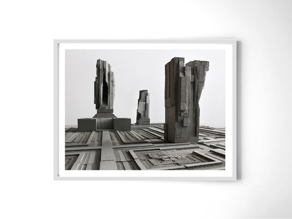 Landscape 27 - Art Prints by Post Collective - 4