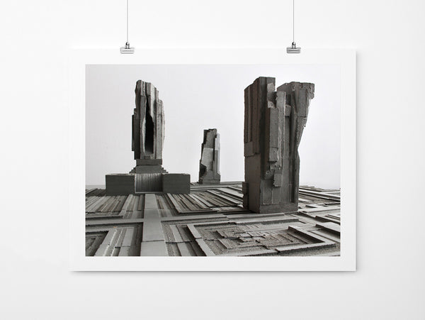Landscape 27 - Art Prints by Post Collective - 2