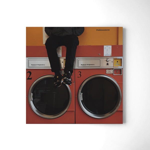 Laundromat Playground - Art Prints by Post Collective - 2