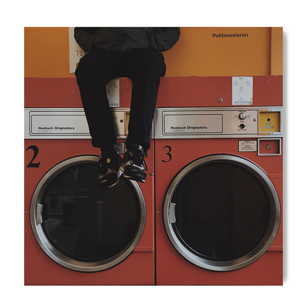 Laundromat Playground - Art Prints by Post Collective - 1