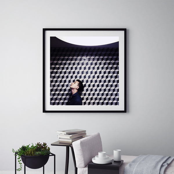 Leaving Patterns - Art Prints by Post Collective - 5