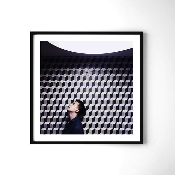Leaving Patterns - Art Prints by Post Collective - 2
