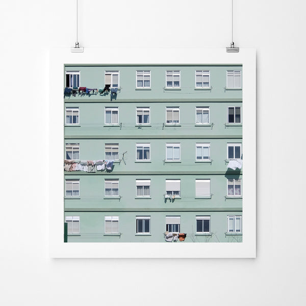 Life In The City - Art Prints by Post Collective - 2
