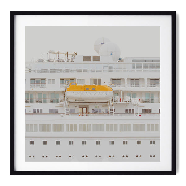 Lifeboat - Art Prints by Post Collective - 1