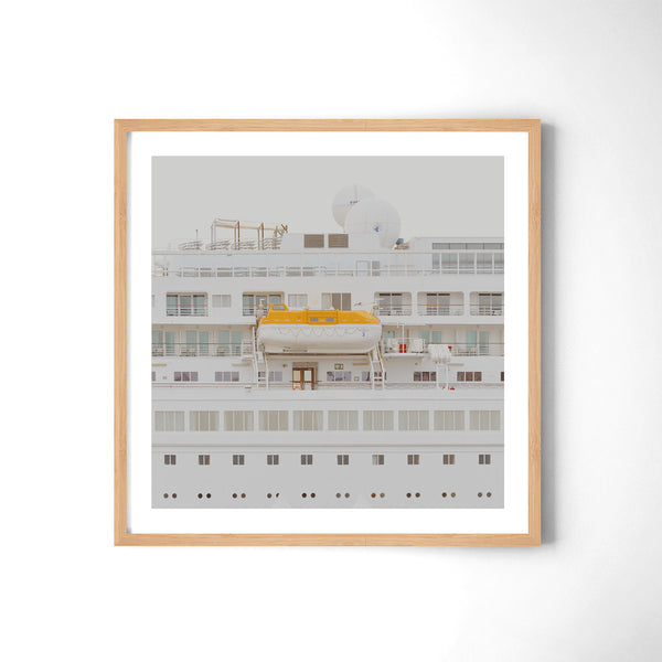 Lifeboat - Art Prints by Post Collective - 3