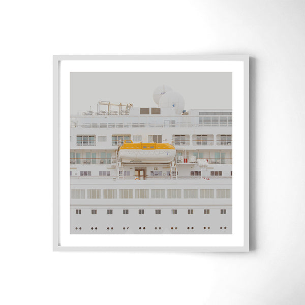 Lifeboat - Art Prints by Post Collective - 4