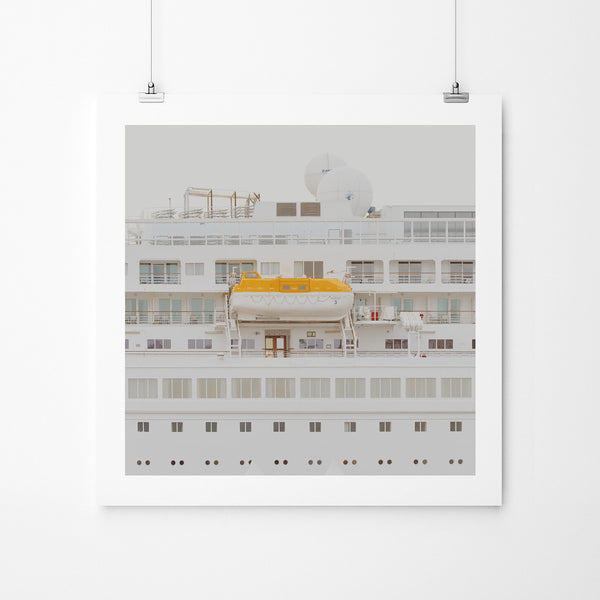 Lifeboat - Art Prints by Post Collective - 2