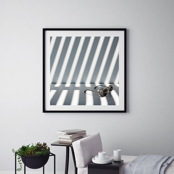 Light Grid - Art Prints by Post Collective - 5