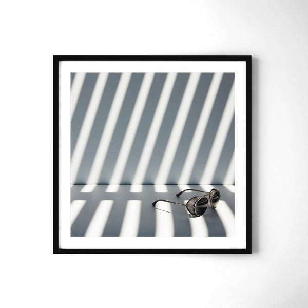 Light Grid - Art Prints by Post Collective - 2