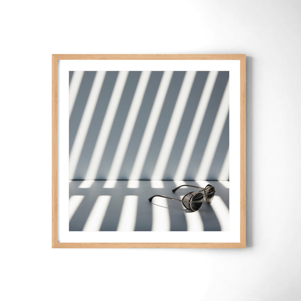Light Grid - Art Prints by Post Collective - 3