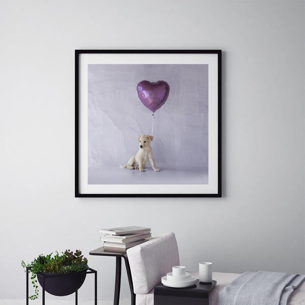 Lilac And Fur - Art Prints by Post Collective - 5