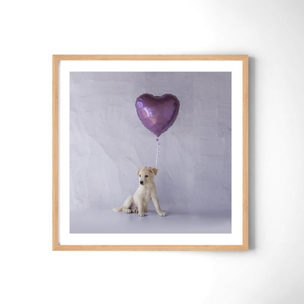 Lilac And Fur - Art Prints by Post Collective - 3