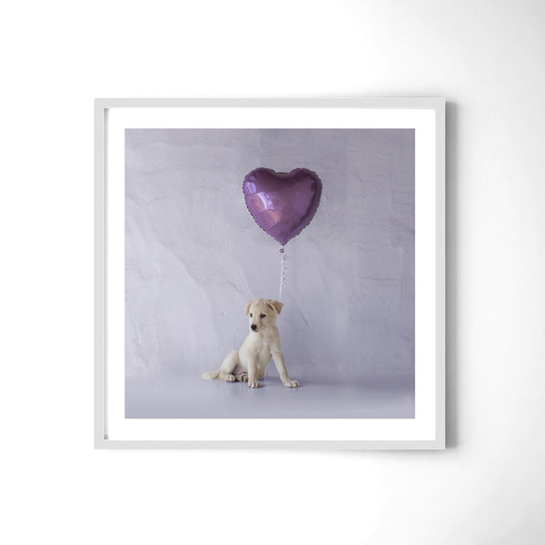 Lilac And Fur - Art Prints by Post Collective - 4