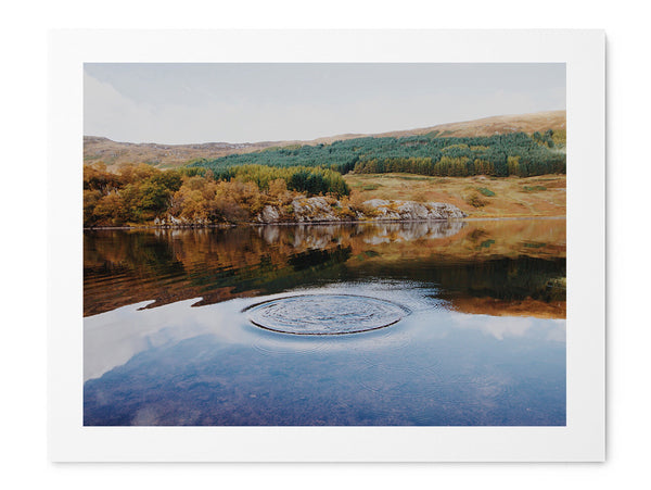Loch Lubhair - Art Prints by Post Collective - 1