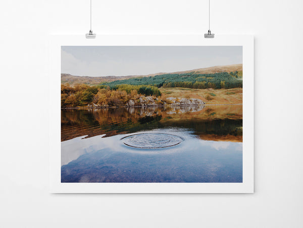 Loch Lubhair - Art Prints by Post Collective - 2