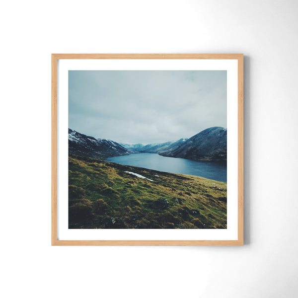 Loch Turret - Art Prints by Post Collective - 3