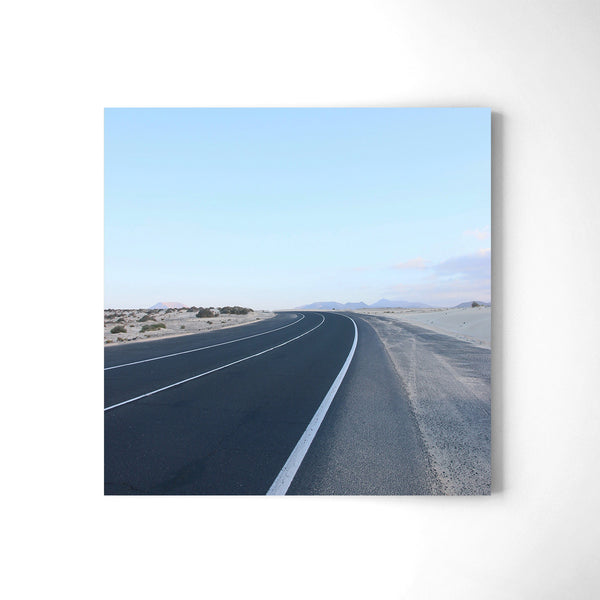 Lonely Roads - Art Prints by Post Collective - 2