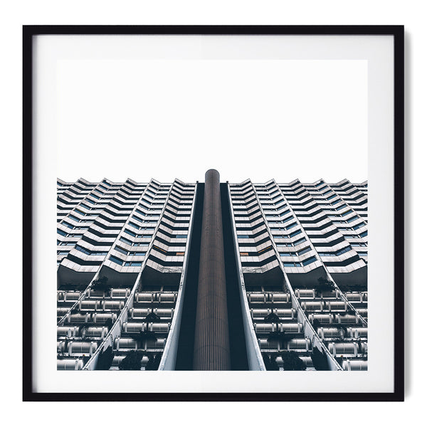 Look Up - Art Prints by Post Collective - 1