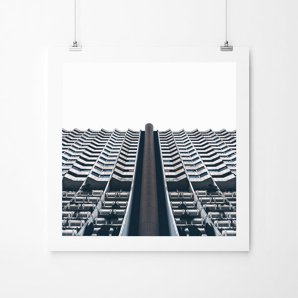 Look Up - Art Prints by Post Collective - 2