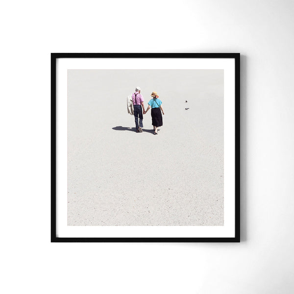 Love Life, Live Long - Art Prints by Post Collective - 2