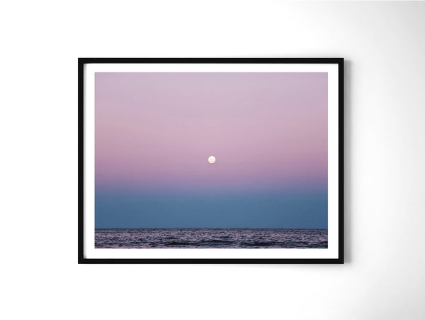 Marea Baja - Art Prints by Post Collective - 2