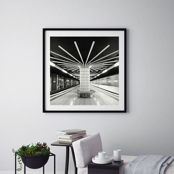 Metro Mandala - Art Prints by Post Collective - 5