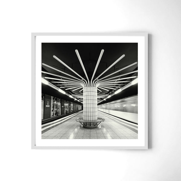 Metro Mandala - Art Prints by Post Collective - 4