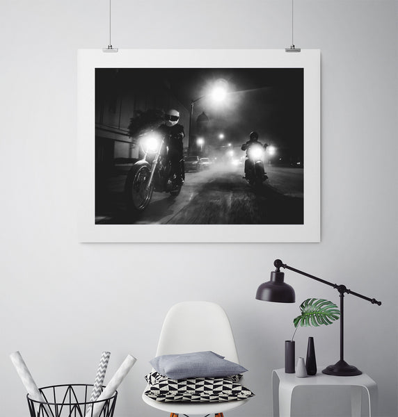 Midnight Dust - Art Prints by Post Collective - 3