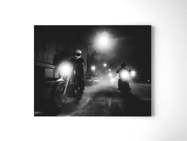 Midnight Dust - Art Prints by Post Collective - 2