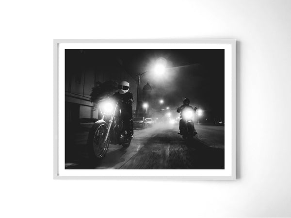 Midnight Dust - Art Prints by Post Collective - 4