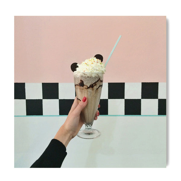 Milkshake - Art Prints by Post Collective - 1