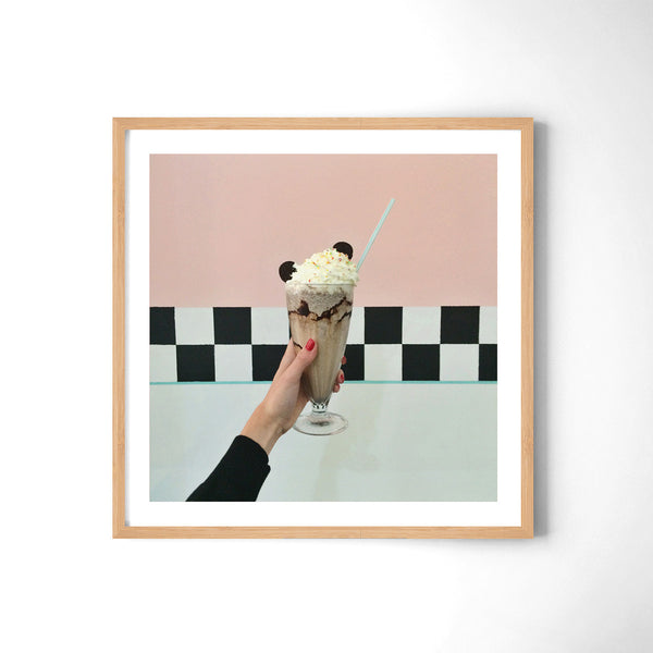 Milkshake - Art Prints by Post Collective - 3