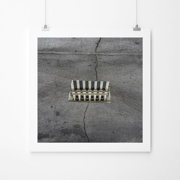Mirrors As Windows - Art Prints by Post Collective - 2