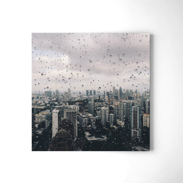 Moody Days In Singapore - Art Prints by Post Collective - 2