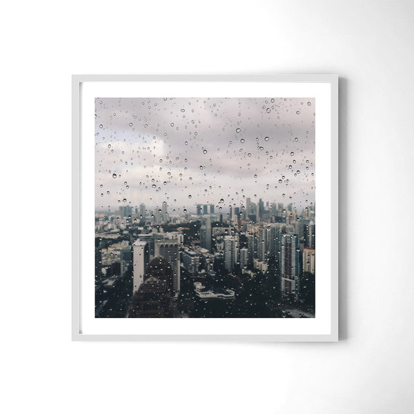 Moody Days In Singapore - Art Prints by Post Collective - 4